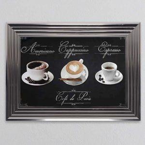 Americano/Cappucino/Expresso Picture 55x75