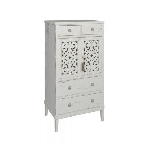 Willis & Gambier Atelier 4+2 Tall Chest