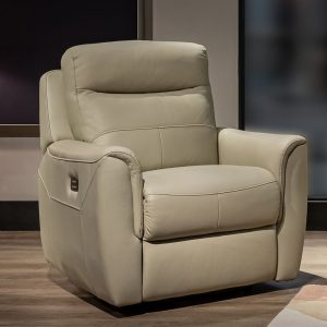 Longford Comfort Plus Recliner in Oyster