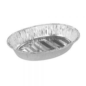 Tala Oval Aluminium Foil Roaster 47 x 34 x 8.5cm