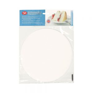 Tala 23cm Siliconised Greaseproof Circles Pack 20