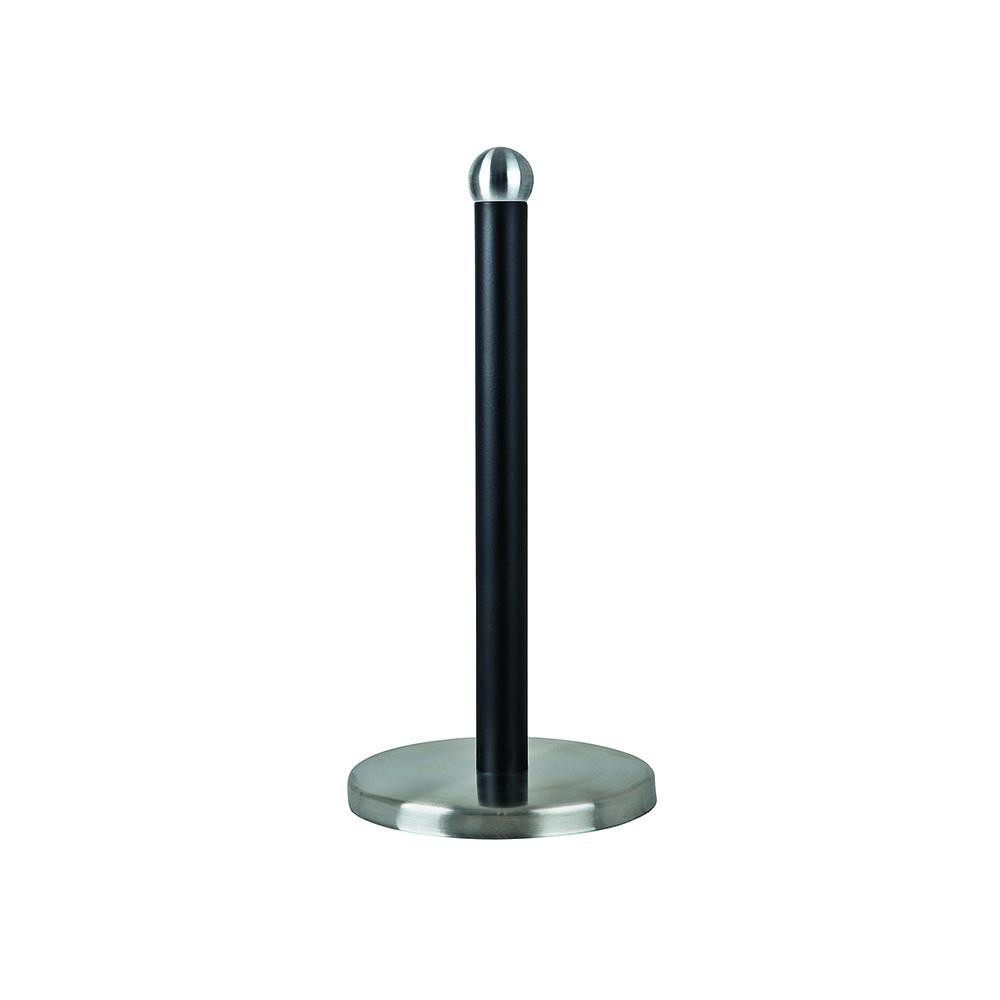 Denby Kitchen Roll Holder - Black