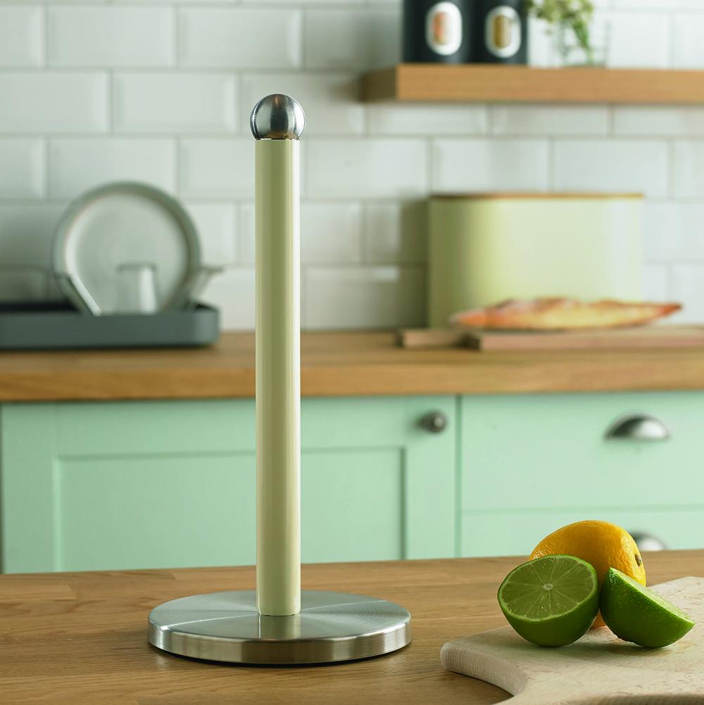 Denby Kitchen Roll Holder - Cream