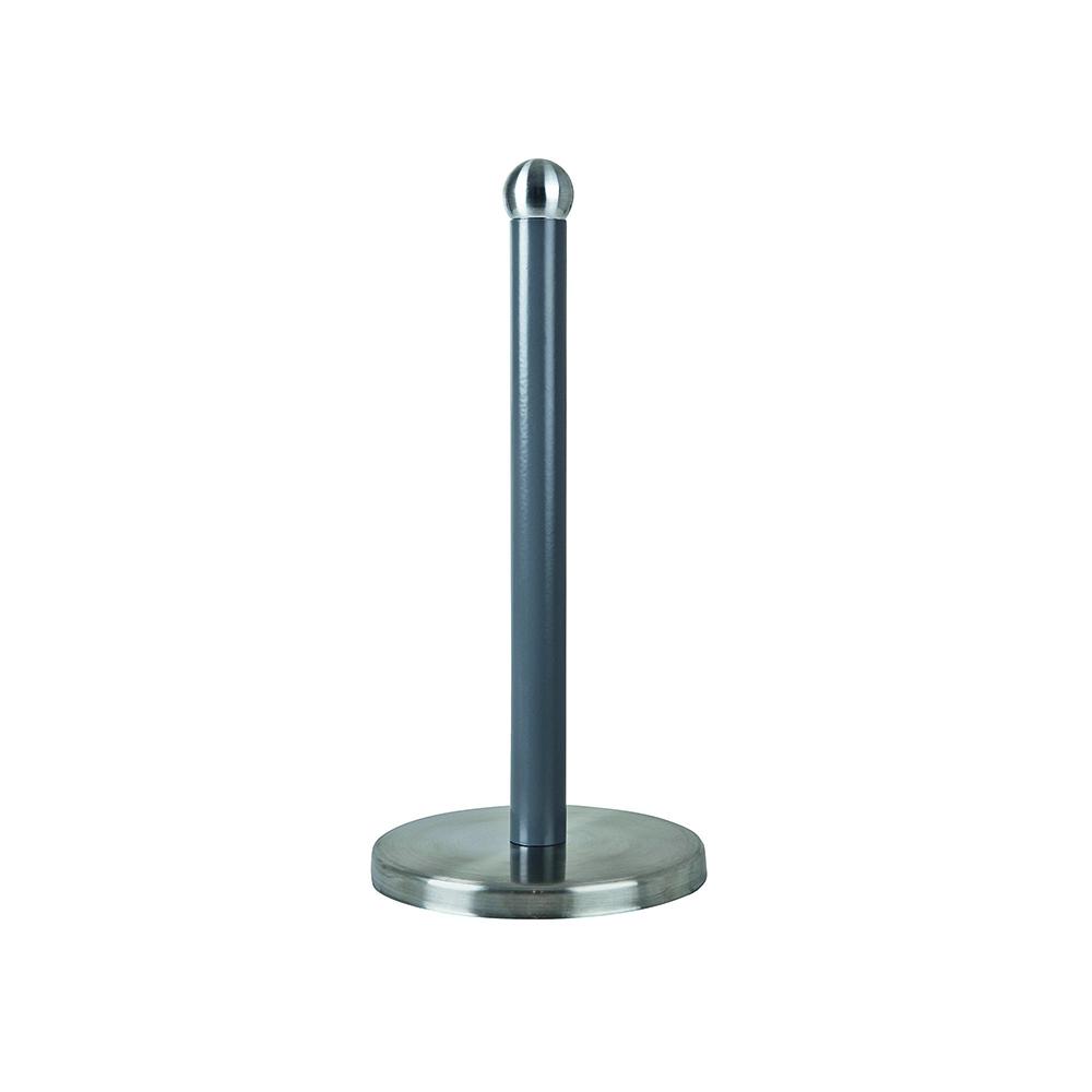 Denby Kitchen Roll Holder - Grey