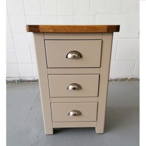 Haven Stone Bedside Chest
