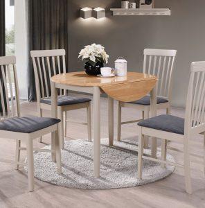 Arundel Round Drop Leaf Dining Table