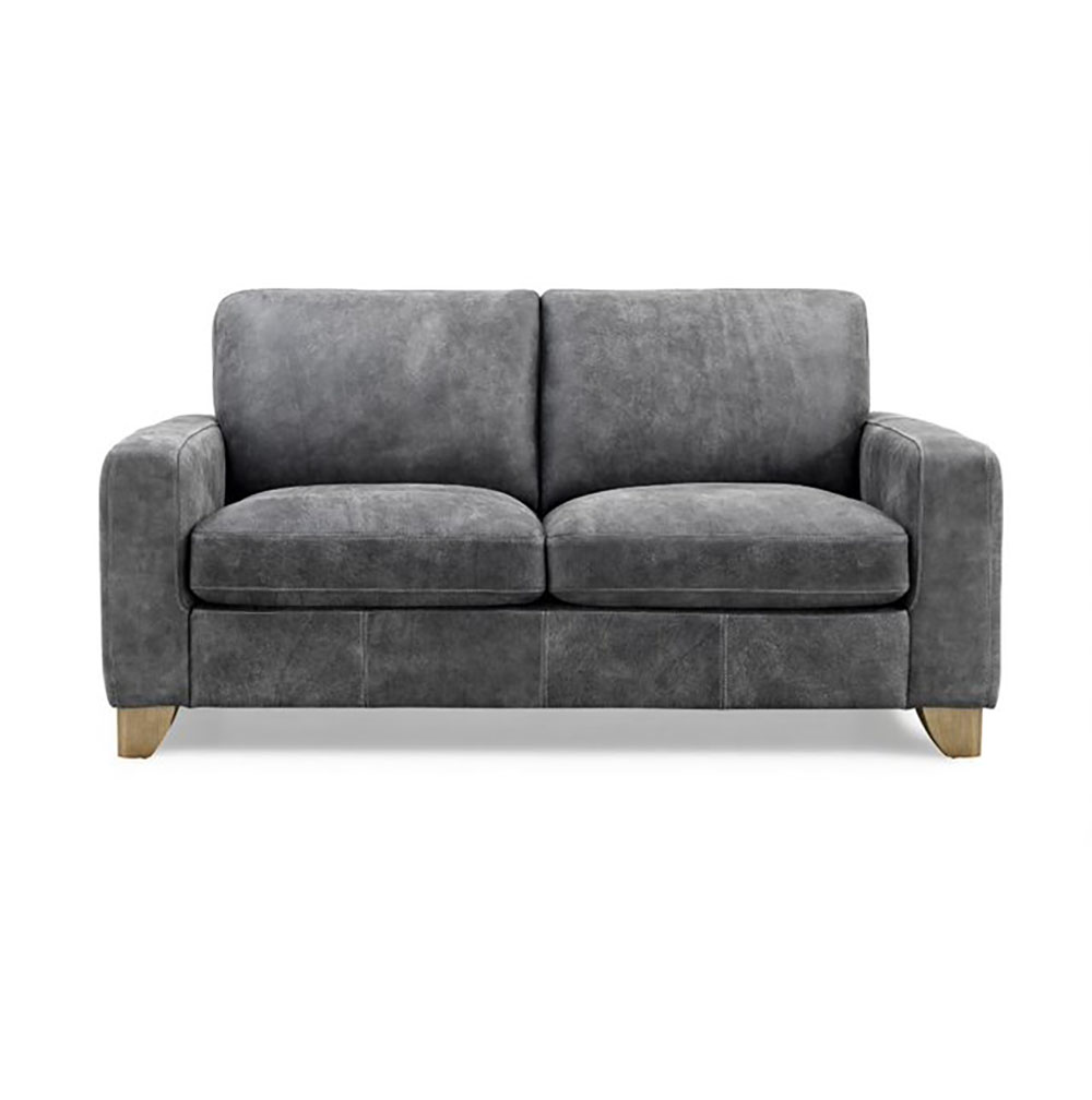 Marylebone 2 Seater Sofa in Sanded Charcoal