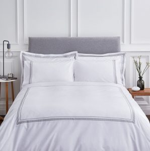 Bianca Hepburn Oxford Pillowcase