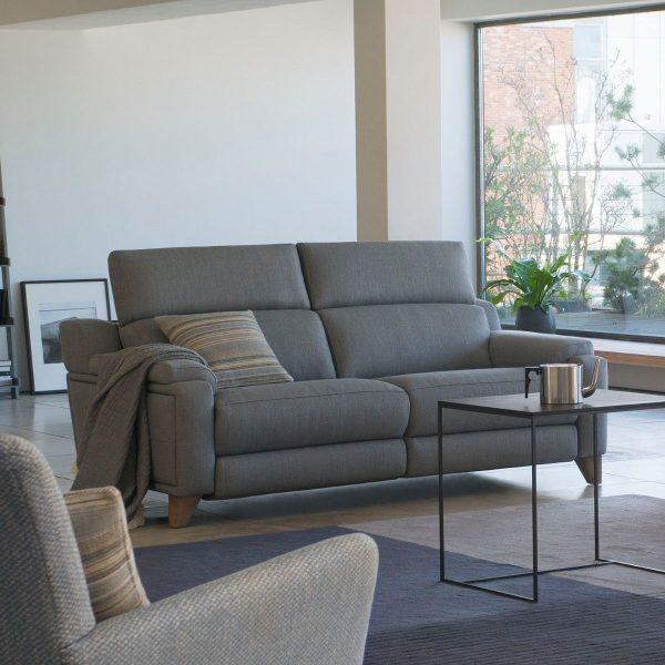 Parker Knoll Evolution 1701 Fixed Large, Parker Knoll Evolution Corner Sofa