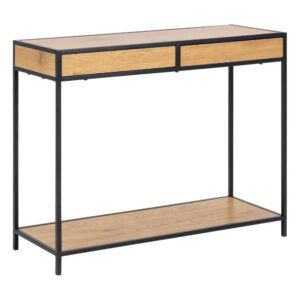 Lighthouse Console Table with Drawers