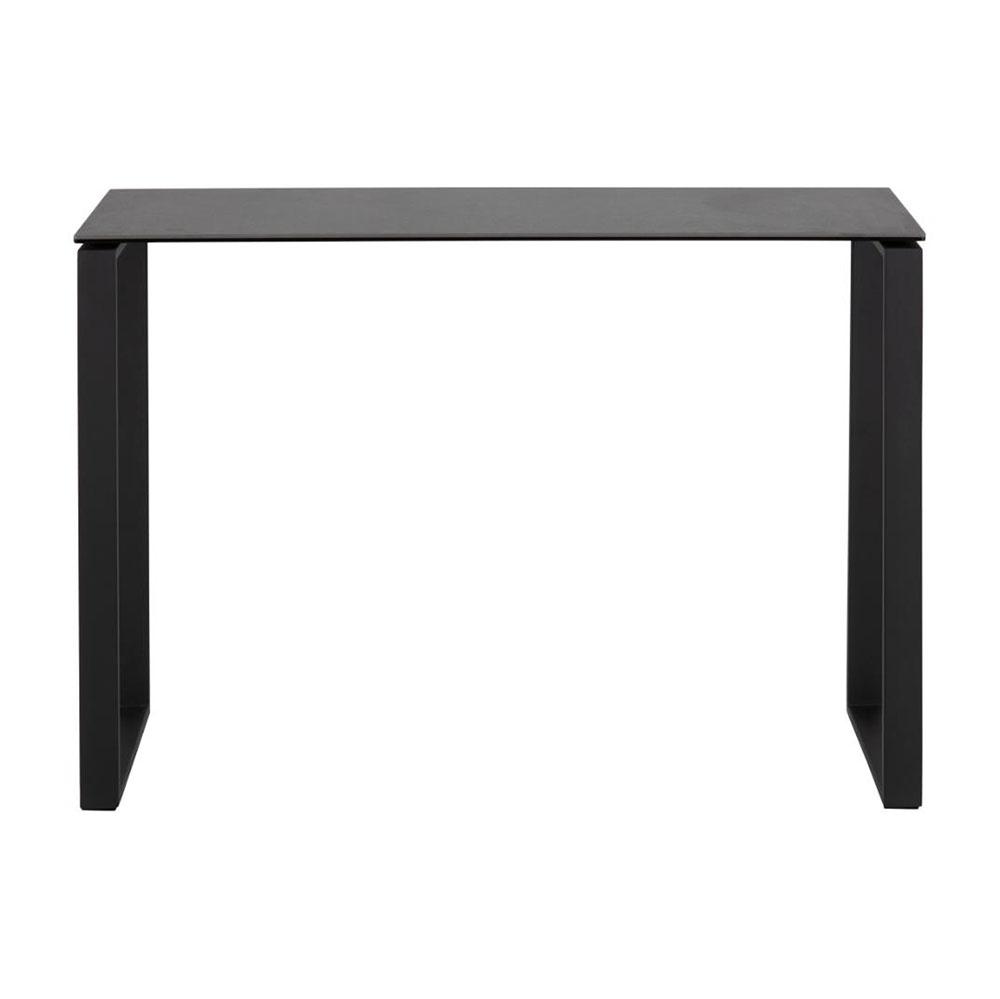 Katrine Console Table - Black