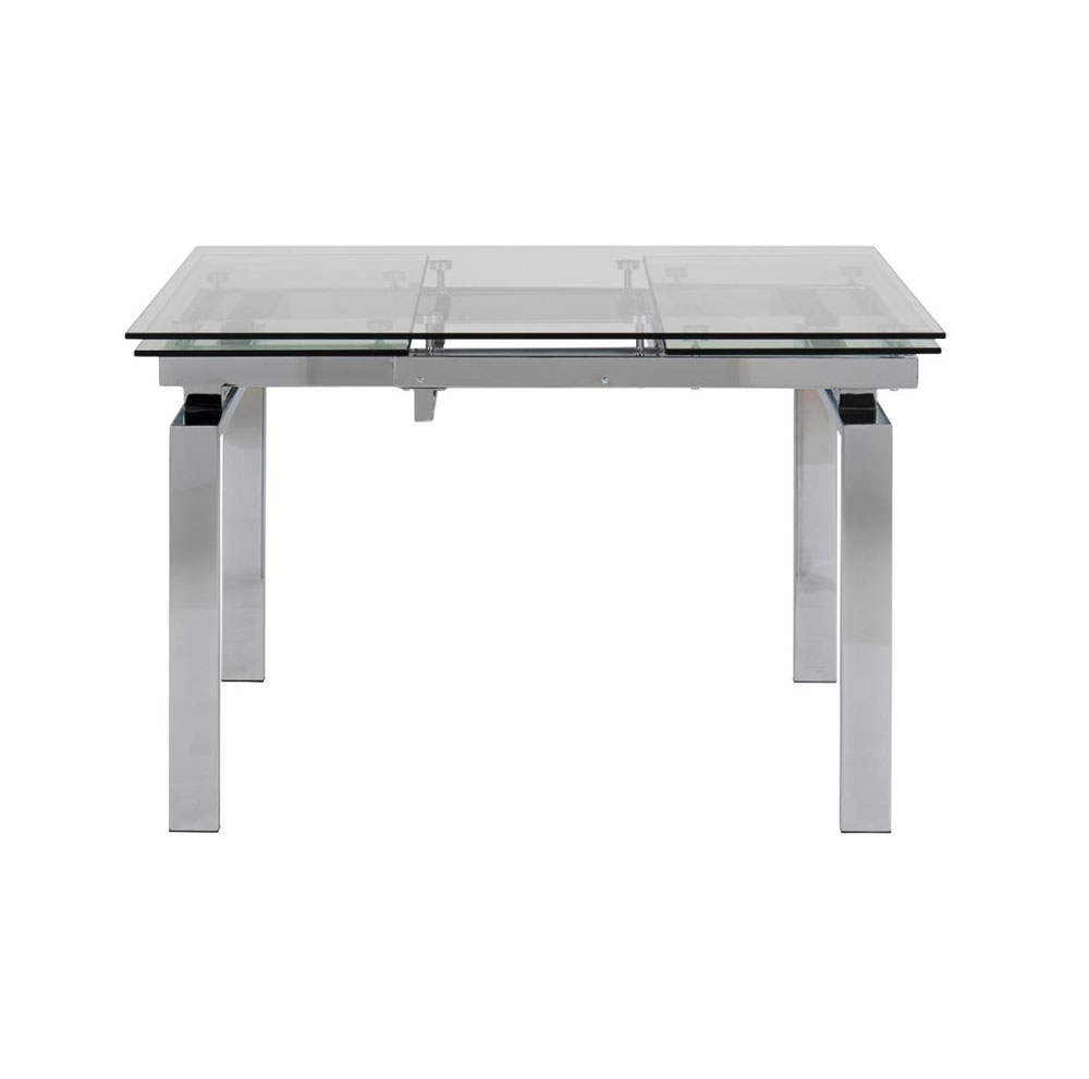Hamlet Dining Table 120/200 - Glass