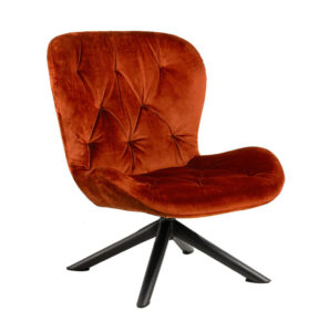 Bronte Lounge Chair - Copper