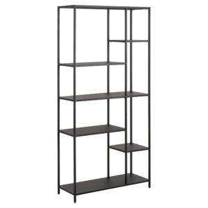 Newton 5 Shelf Bookcase