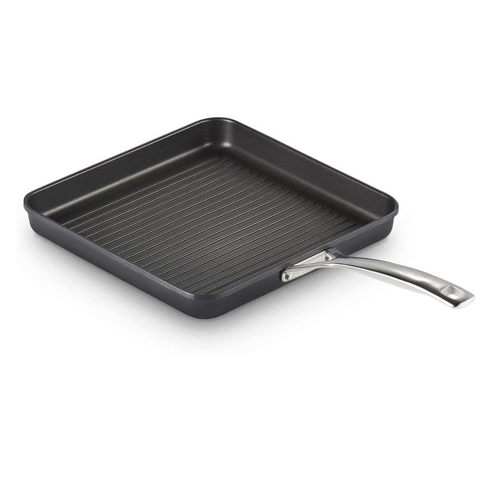 Le Creuset Non-Stick Square Grill Pan, 28 cm