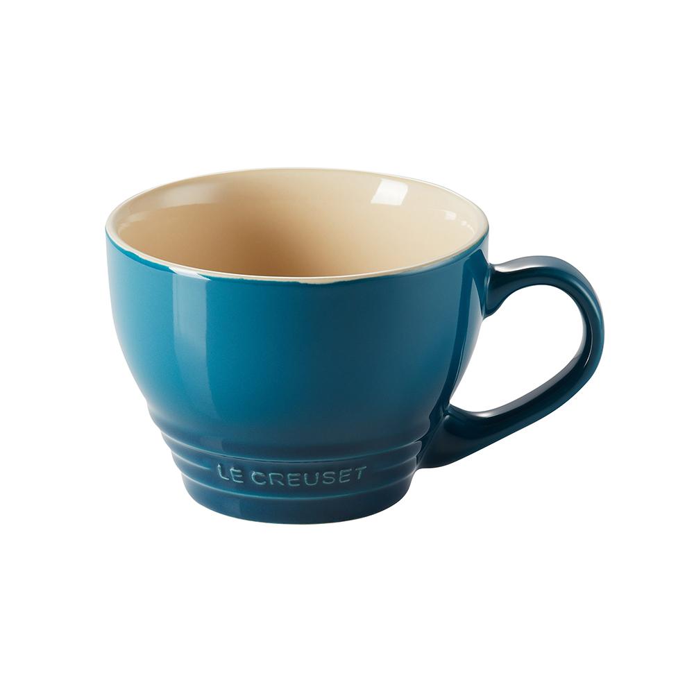 Le Creuset Stoneware Grand Mug - Deep Teal
