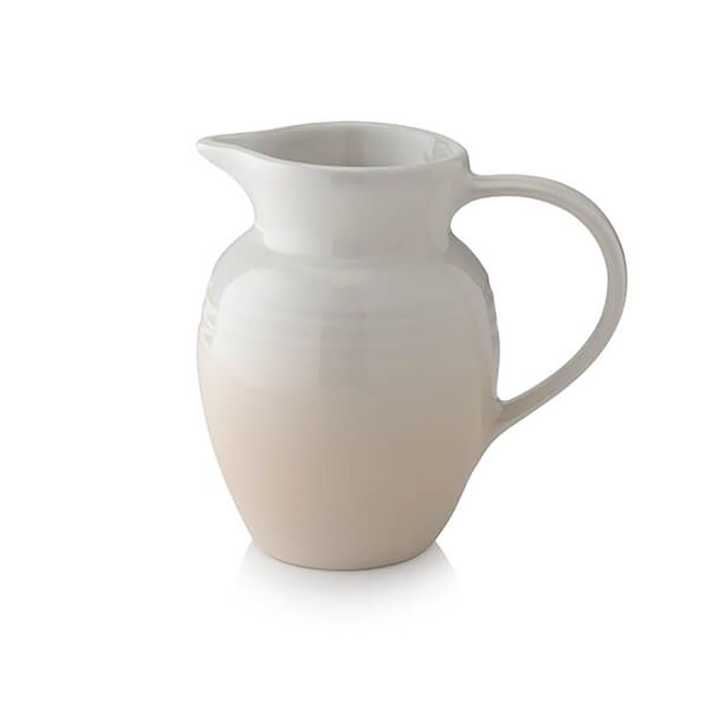 Le Creuset Stoneware Breakfast Jug - Meringue