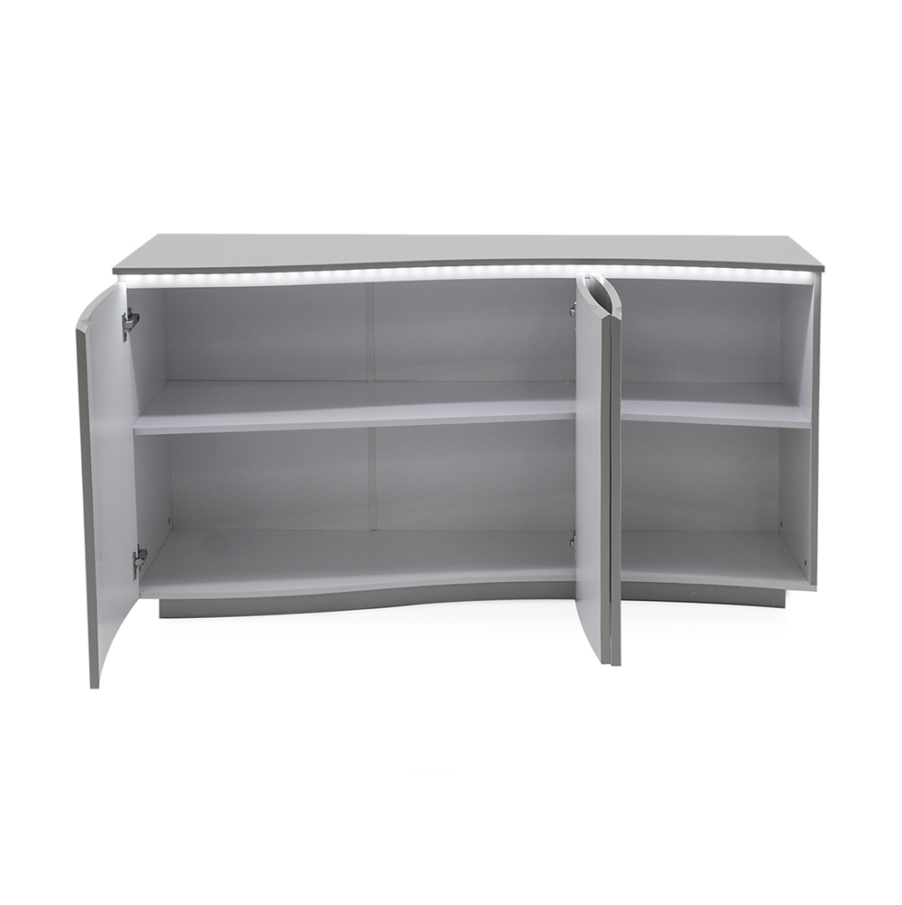 Lazio Sideboard - Light Grey