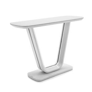 Lazio Console Table - White Gloss