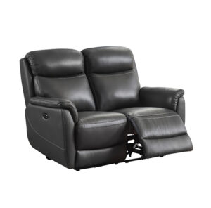 Kayden Fixed 2 Seater - Grey