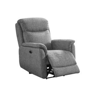 Kayden Lift & Rise Chair - Fabric Grey