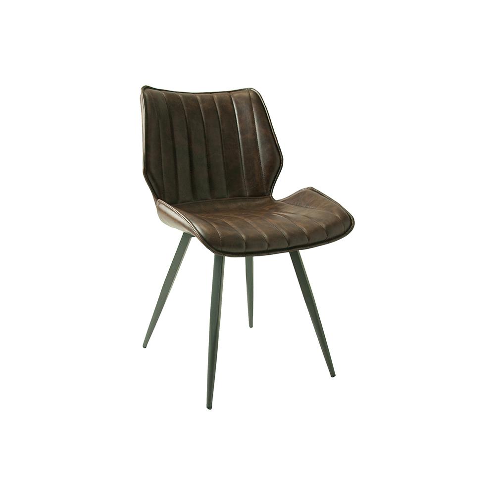 Aston Dining Chair - Chestnut