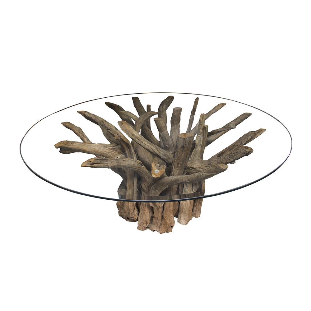 Ashdown Round Dining Table 130cm dia