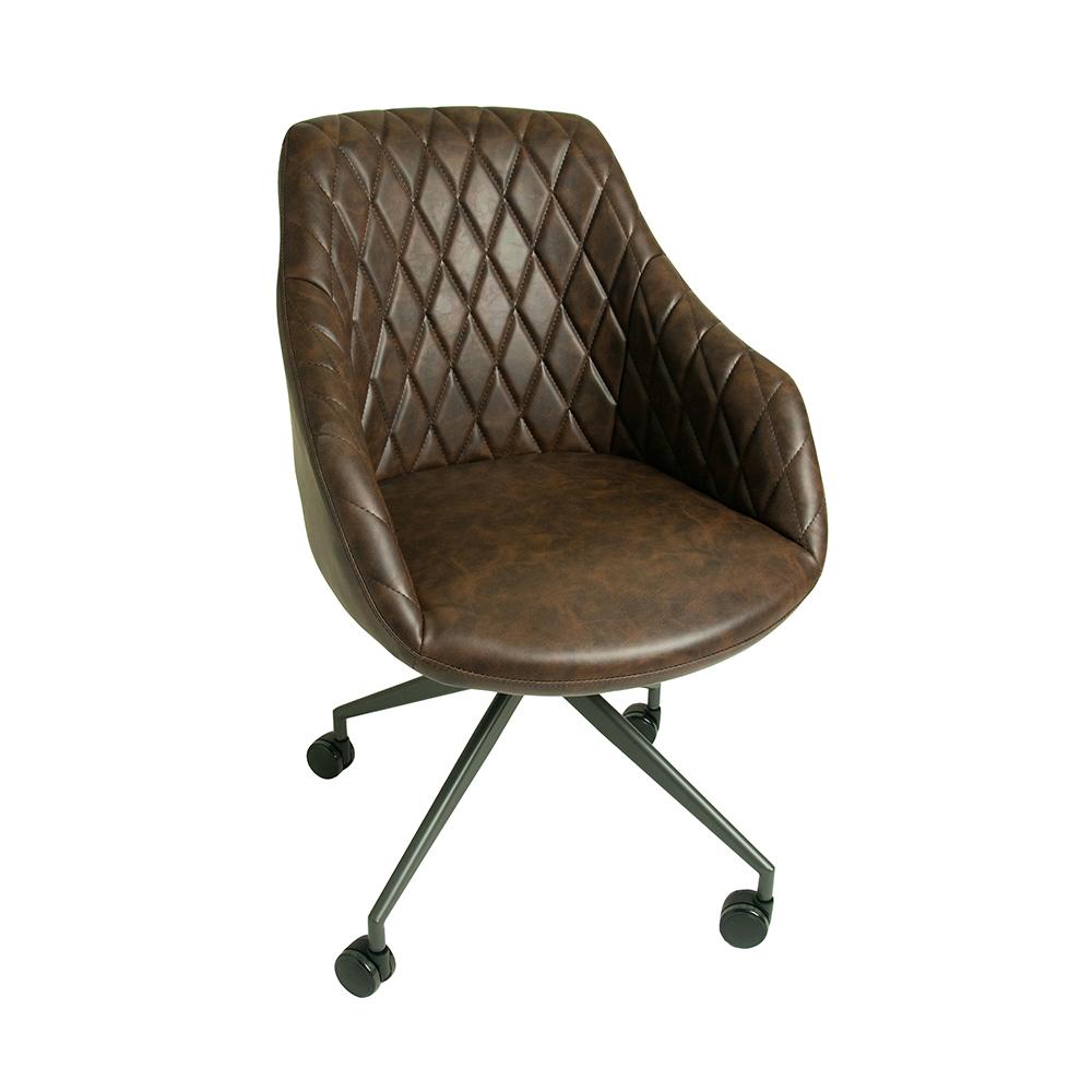 Bentley Office Chair - Chestnut