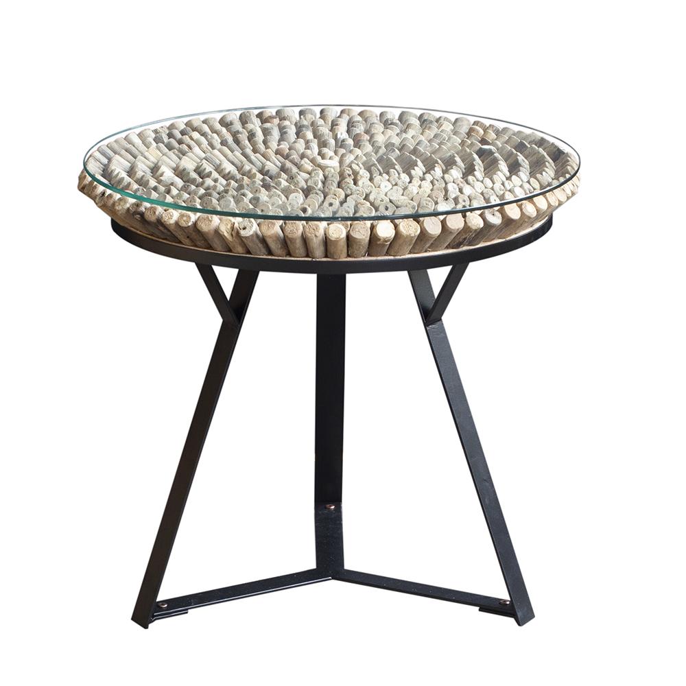 Charnwood Iona Round Lamp Table