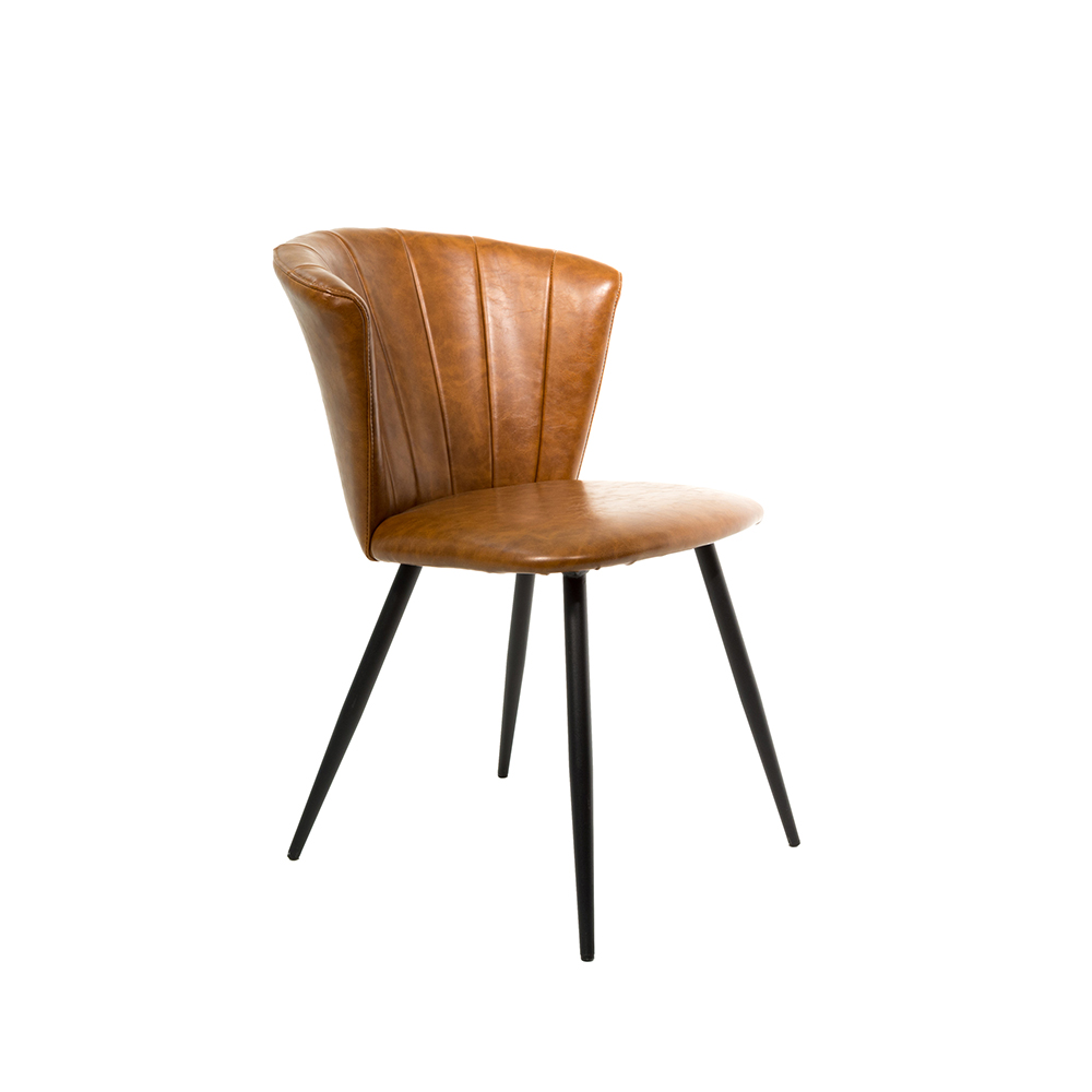 Spectre Dining Chair - Tan