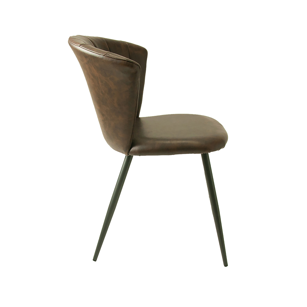 Spectre Dining Chair - Chestnut