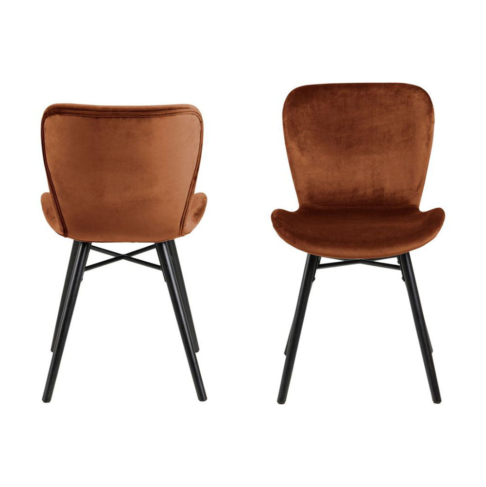Bronte Dining Chair - Copper