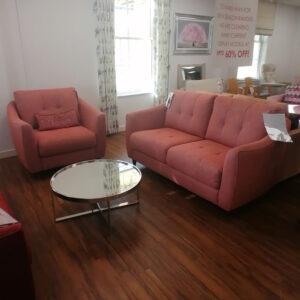 G Plan Nancy Small Sofa & Chair Set