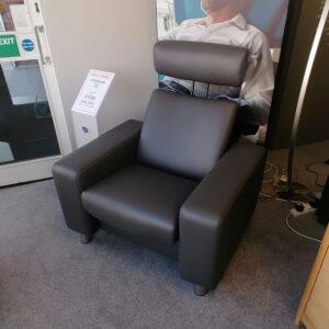 Stressless High Back Arion Chair