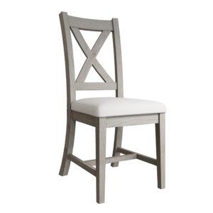 Farmhouse Cross Back Chair