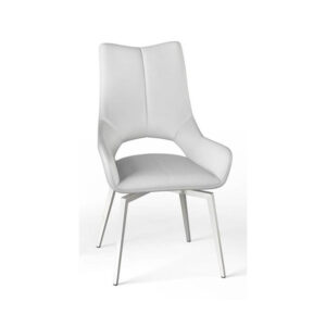 Mode Swivel Chair - Taupe