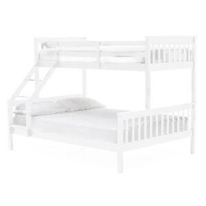 Spencer Bunk Bed 3ft & 4ft6 White