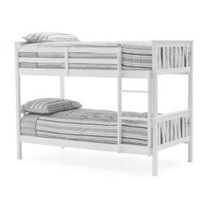 Spencer Bunk Bed 3ft White