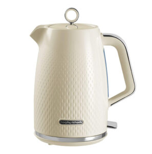 Morphy Richards Electric Kettle - Cream