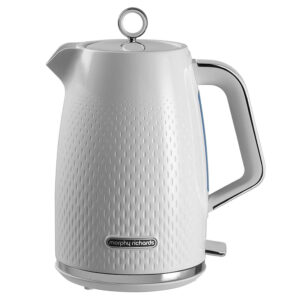 Morphy Richards Electric Kettle - White