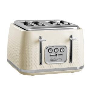 Morphy Richards Toaster - White