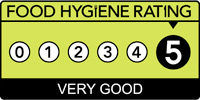 5* Food Hygeine Rating