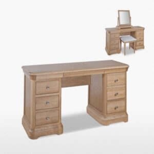 Lamont Double Dressing Table