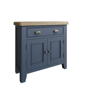 Heritage Blue 1 Drawer 2 Door Sideboard