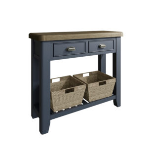 Heritage Blue Console Table