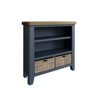 Heritage Blue Small Bookcase
