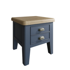 Heritage Blue Lamp Table