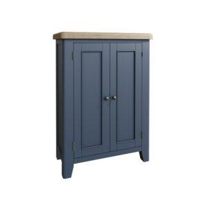 Heritage Blue Shoe Cupboard