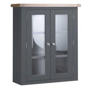 Henley Charcoal Small Dresser Top