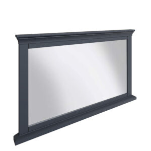 Croft Midnight Grey Wall Mirror
